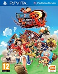 One Piece Unlimited World Red PS Vita