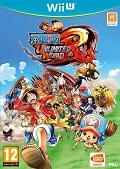 One Piece Unlimited World Red Nintendo Wii U