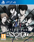Psycho-Pass: Mandatory Happiness PlayStation 4