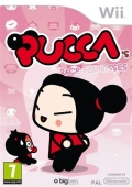 Pucca's Race for Kisses Nintendo Wii