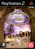 Quest for Aladdin's Treasure Playstation 2