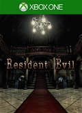 Cover Resident Evil HD Remaster