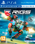 RIGS Mechanized Combat League PlayStation 4