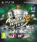Rugby League Live 2: World Cup Edition PlayStation 3