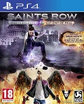 Saints Row IV: Re Elected & Gat Out of Hell PlayStation 4
