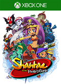 Shantae and the Pirate's Curse Xbox One