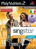 SingStar Cantautori Italiani Playstation 2