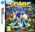 Sonic Colours Nintendo DS
