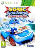 Sonic and All-Stars Racing Transformed Xbox 360