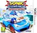 Sonic and All-Stars Racing Transformed Nintendo 3DS