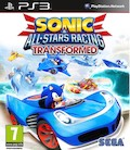 Sonic and All-Stars Racing Transformed PlayStation 3