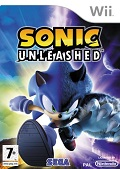 Sonic Unleashed Nintendo Wii