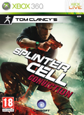 Cover Splinter Cell Conviction