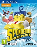 Spongebob: Heropants PS Vita