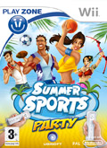 Summer Sports Party Nintendo Wii