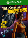 Tales from the Borderlands - Episode 4: Escape Plan Bravo Xbox One