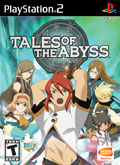 Tales of the Abyss Playstation 2