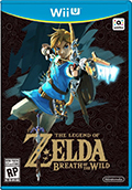 The Legend of Zelda: Breath of the Wild Nintendo Wii U