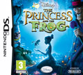 The Princess and the Frog Nintendo DS