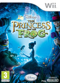 The Princess and the Frog Nintendo Wii