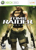 Tomb Raider: Underworld Xbox 360