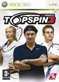Top Spin 3 Xbox 360