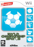 World Championship Sports Nintendo Wii