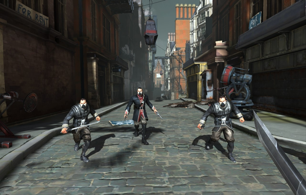 [GC 2011] Dishonored in 4 immagini